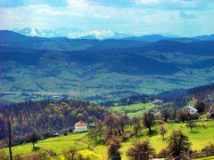 Вруља... Марина шума... Школа...   by <b>З. Пејовић</b> ( a Panoramio image )