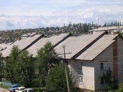 еще вид с 4-го этажа дом №7 by <b>Evgen_Rodionov</b> ( a Panoramio image )