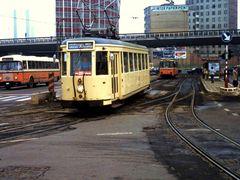 Trams SNCV (june 1980) by <b>bertgort</b> ( a Panoramio image )