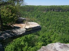 Stone Door Bluff near Beersheba Springs, Tennessee by <b>Buddy Rogers</b> ( a Panoramio image )