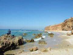 Netanya beach by <b>jo.yosi</b> ( a Panoramio image )