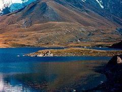 озеро на плато Тупчак by <b>Sergey Bulanov</b> ( a Panoramio image )