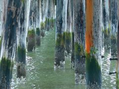 Pillar Point Pier, CA, Feb 2010 by <b>Bruce MacIver</b> ( a Panoramio image )