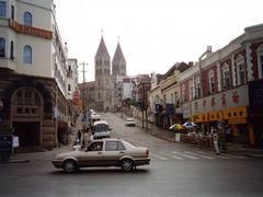 Qingdao by <b>Markus Kallander</b> ( a Panoramio image )