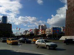 TUNIS, November 7-e ter by <b>szabosandor</b> ( a Panoramio image )