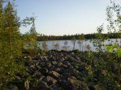 Vaggatem - mot Sortbrysttjern by <b>Sigurd Eliassen</b> ( a Panoramio image )