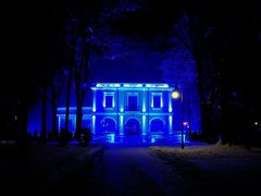 Parcul Romanescu-Casa artistilor.-contest march 2010 by N.Angele by <b>angelescu</b> ( a Panoramio image )