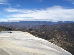 Cascada Petrea, Hierve el Agua. Mitla, Oaxaca, Mexico. by <b>Adolfo Perales Huerta</b> ( a Panoramio image )