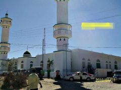 Central mosque... (Borama, Somalia) by <b>Ihave5penises</b> ( a Panoramio image )