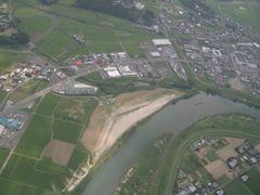 HangGliders land on ULP landing by <b>tamizzo</b> ( a Panoramio image )
