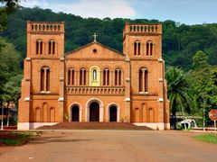 catholic cathedral... (Bangui, Central African Republic) by <b>Ihave5penises</b> ( a Panoramio image )