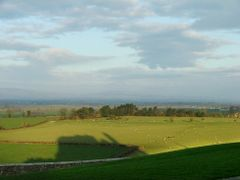 """Rock of Cashel""""s shadow by <b>inessa.ie</b> ( a Panoramio image )"""