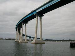 San Diego, Puente Coronado. USA by <b>Ramiro Navajas</b> ( a Panoramio image )