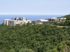 Skiti Timiou Prodromou by <b>Ron van Gog</b> ( a Panoramio image )