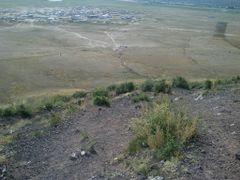 Looking of the Altan ovoo to Dariganga by <b>sandagdorj1979@yahoo.de</b> ( a Panoramio image )