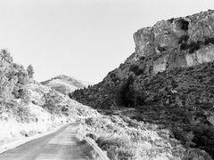 Carretera de Benizar by <b>Michael Jean Claessens</b> ( a Panoramio image )