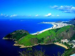 Copacabana_Rio de Janeiro -   Rio  ?? by <b>Sergio Delmonico</b> ( a Panoramio image )