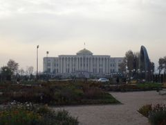 Palace of Nations, Dushanbe, Tajikistan by <b>Hamed Ansari</b> ( a Panoramio image )