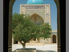 Bukhara, Kalyan mosque by <b>Anton Kovalenko</b> ( a Panoramio image )