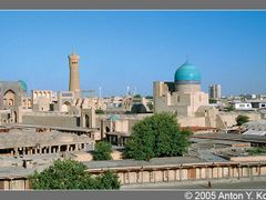 Bukhara, general view by <b>Anton Kovalenko</b> ( a Panoramio image )