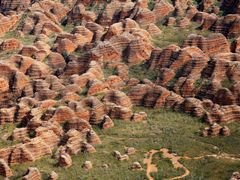 Bungle Bungle Range 1 (NT-Australien) by <b>bulach</b> ( a Panoramio image )