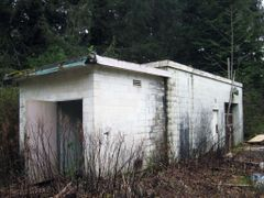 Abandoned BC Hydro shed, 2010 by <b>Andrew Sutherland</b> ( a Panoramio image )