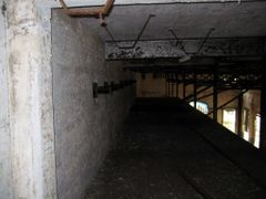 Inside the Jordan River Powerhouse, 2010 by <b>Andrew Sutherland</b> ( a Panoramio image )
