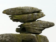 Brimham Rocks, N. Yorks by <b>Adrian Allain</b> ( a Panoramio image )