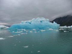 ICEBERGS / QOOROQ GLACIER by <b>DONALD</b> ( a Panoramio image )