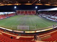 East End Park (Dunfermline Athletic FC), Dunfermline by <b>Sascha Drenth</b> ( a Panoramio image )
