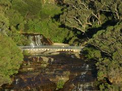 Wentworth Falls by <b>miro59</b> ( a Panoramio image )