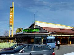 ABC! Kuopio Pitkalahti by <b>junkohanhero</b> ( a Panoramio image )