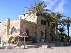 Old Jaffa by <b>Moshe Shaharur</b> ( a Panoramio image )