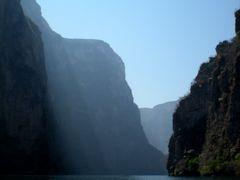 EL CANON DEL SUMIDERO?CHIAPAS by <b>boskimano</b> ( a Panoramio image )