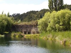 Warkworth Cement Works by <b>CTEBA94</b> ( a Panoramio image )