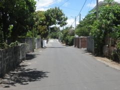 A  little road in 15 cantons, Vacoas,( Mauritius Island) by <b>Naz Mustun</b> ( a Panoramio image )