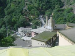 Masouleh mosque (2002) by <b>alireza alinaghi</b> ( a Panoramio image )