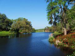 Rice Mill Pond by <b>livingworld</b> ( a Panoramio image )
