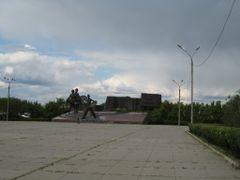Площадь целинников by <b>INQUISITOR</b> ( a Panoramio image )