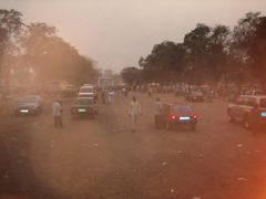 Arrivee a Bangui capitale.La circulation (Rca) by <b>courtoism</b> ( a Panoramio image )