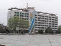 Гостиница Навои by <b>Sushkov_K_G</b> ( a Panoramio image )
