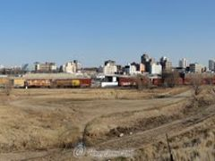 Downtown from Central Industrial by <b>henryjames</b> ( a Panoramio image )