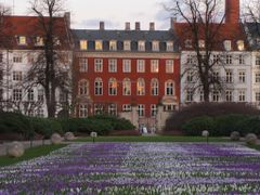 """""""Violet Spring in The Evening"""" - The King""""s Garden (Rosenborg Ca by <b>Jan Sognnes</b> ( a Panoramio image )"""