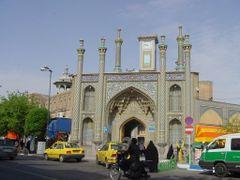 Haram Hazraat Masooma by <b>jahangirkhan192</b> ( a Panoramio image )
