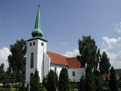 Skanderup Kirke by <b>Preben G?ssing</b> ( a Panoramio image )