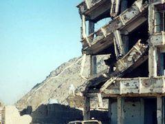 "GAZ-21 ""Volga"" - Kabul, Afghanistan, 2001 by <b>Kiyanovsky Dmitry</b> ( a Panoramio image )"