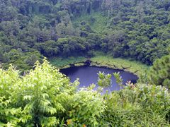 Mauritius...cratere Troux aux cerf by <b>Ale74 Terni</b> ( a Panoramio image )