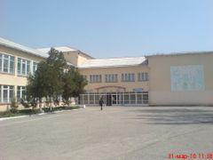 11 школа г. Андижана (School #11 Andijan city) by <b>tahir1970</b> ( a Panoramio image )