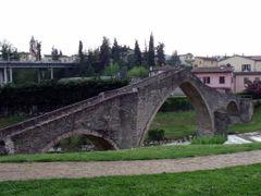 """Modigliana (FC) - Il Ponte di S.Donato detto anche """"Ponte della  by <b>esse est reminisci (SAVE PANORAMIO)</b> ( a Panoramio image )"""