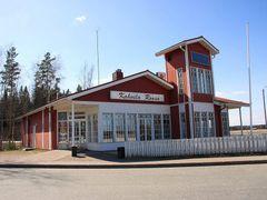 Nurmijarvi, Cafe Roosa. by <b>Ilkka T. Korhonen</b> ( a Panoramio image )